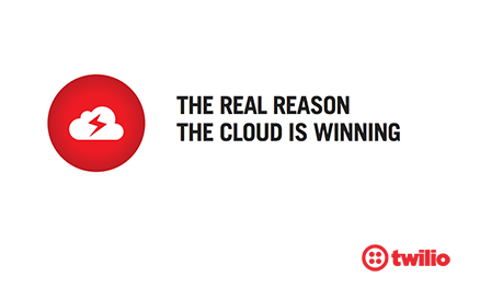 The Real Reason the Cloud is Winning