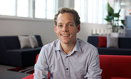Rob Brazier, Director of Product Management