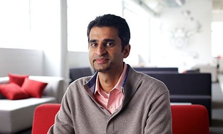 Zeeshan Yoonas, Sr. Director of Product Marketing
