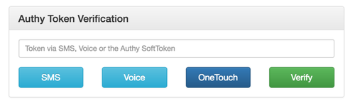 Quick and Easy 2FA: Adding Authy to a NodeJS App - Twilio