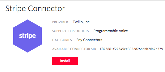 install-stripe-connector