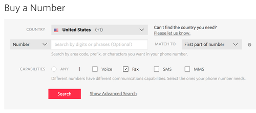 Convert Fax-to-Email with Twilio Fax, Functions, TwiML Bins