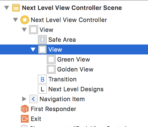 Working with iOS View Animations and Transitions in Swift