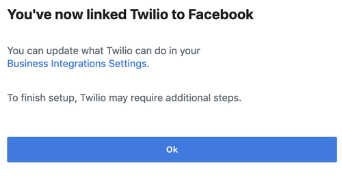 Build a Facebook Messenger bot with Twilio Autopilot and SendGrid