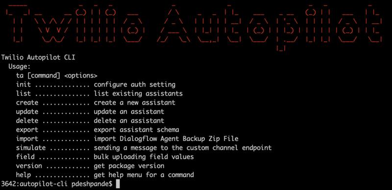Autopilot CLI