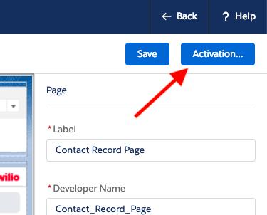 Twilio for Salesforce 1:1 SMS Messaging - Twilio