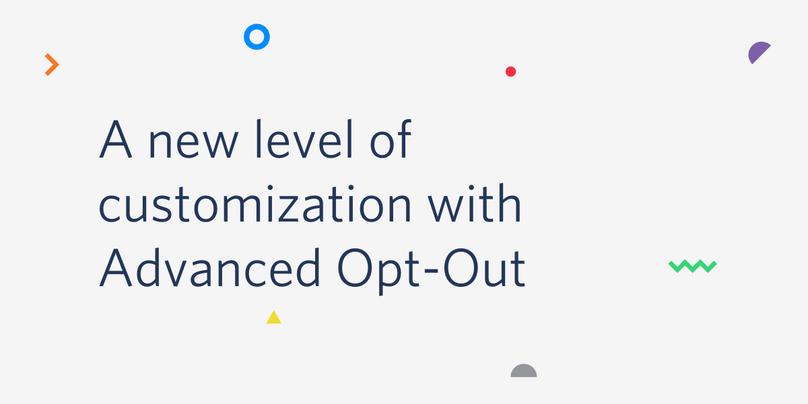 Advanced Opt-Out