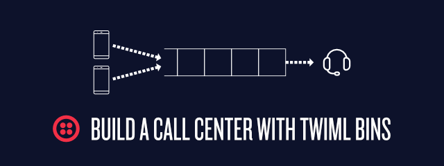 Build a Call Center with TwiML Bins