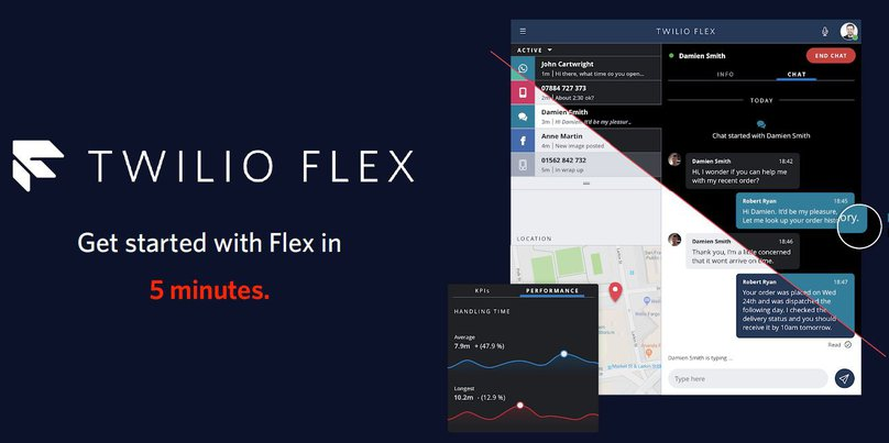 Get Started with Twilio Flex in Minutes