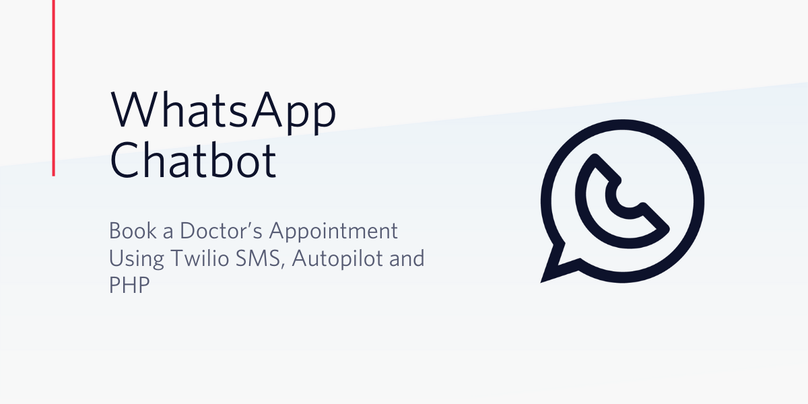 Create a WhatsApp Chatbot that Books Doctor Appointments Using