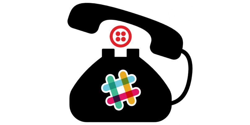 Make phone calls from Slack using a Python bot