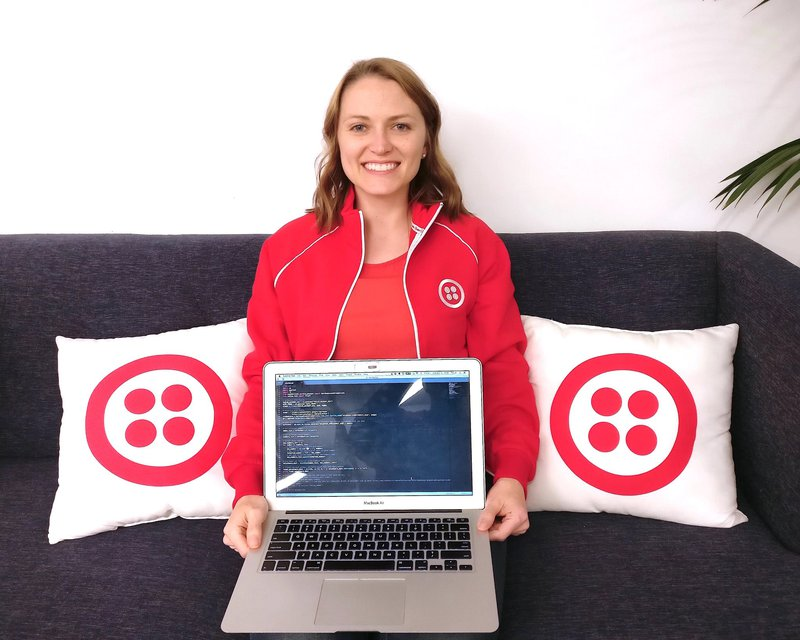 Michelle at Twilio