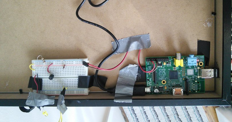 Making Your Apartment Buzzer Party Friendly With Raspberry Pi and