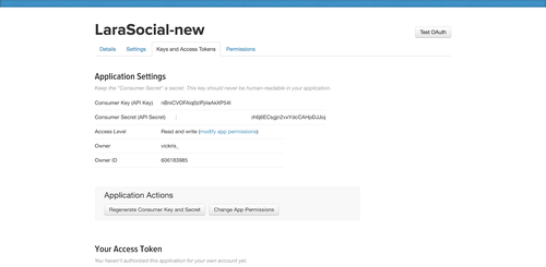 Add Facebook, Twitter, and GitHub Login To Laravel PHP