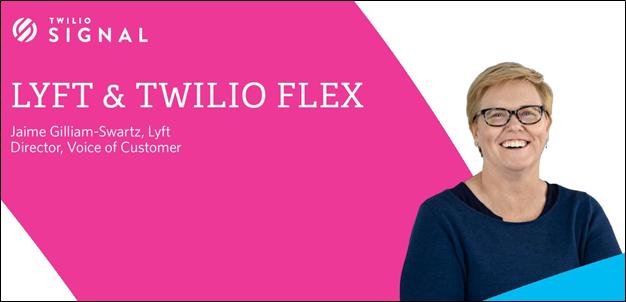 Lyft and Twilio Flex