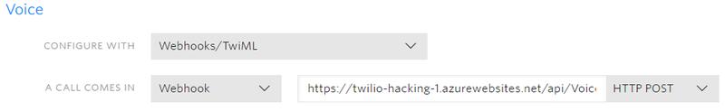 Serverless Webhooks with Azure Functions and C# - Twilio