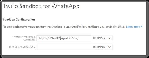 Using WhatsApp, Twilio and Azure to Generate Photo Alt-text
