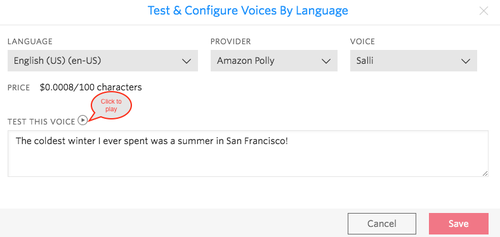 Introducing 50+ additional Text-to-Speech voices with Amazon