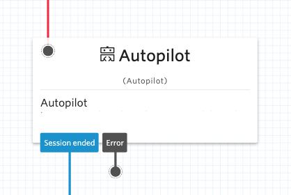 Autopilot Studio Wdiget