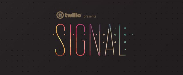 Signal Twilio Conference