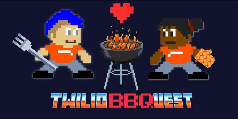 TwilioBBQuest
