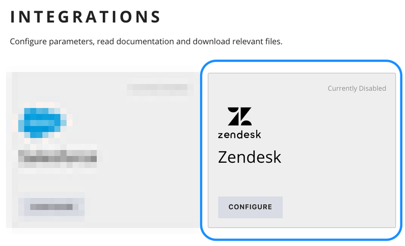 Twilio Flex Admin - Integrations - Zendesk