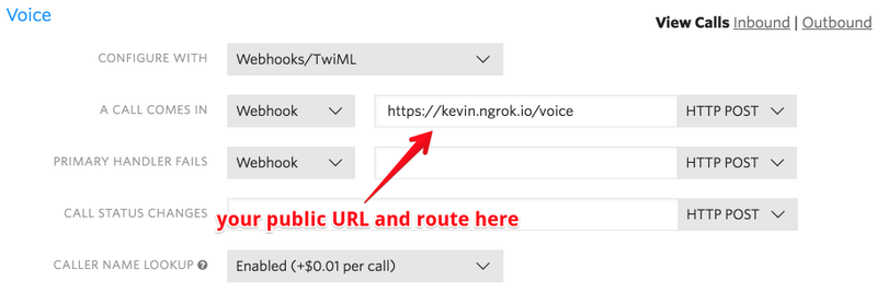 How to Respond to Incoming Phone Calls in Node js - Twilio