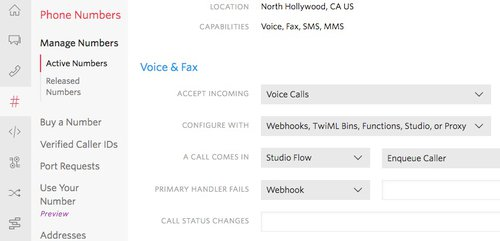 How to Customize Phone Call Workflows with Twilio Studio and