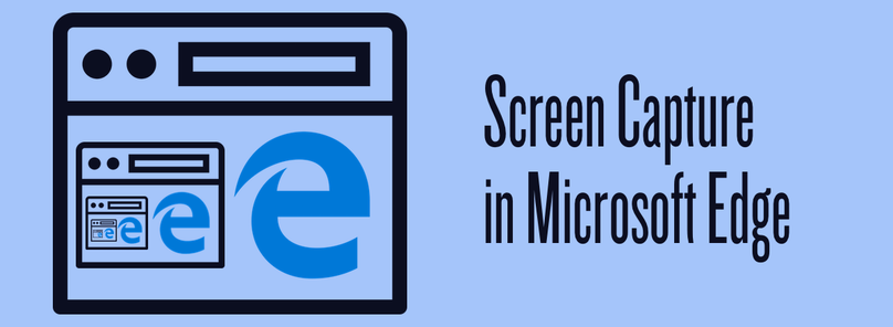 Screen capture in Microsoft Edge - Twilio