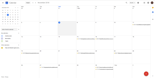 How to Create an iCal Calendar Feed with PHP using Laravel Lumen