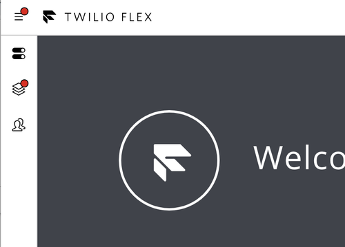 New incoming session in Flex