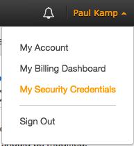 IAM Credentials