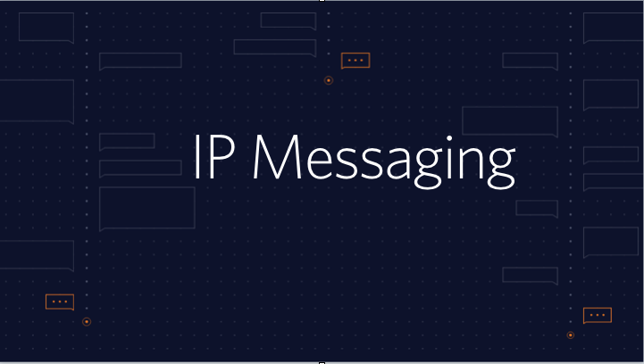 ip-messaging