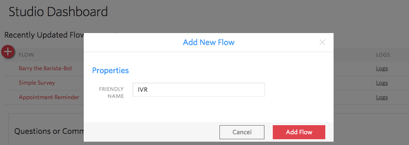 Build an IVR with Twilio Studio - Twilio