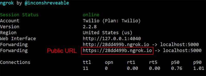 Click To Call with PHP - Twilio