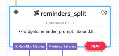 Split Based On... Widget