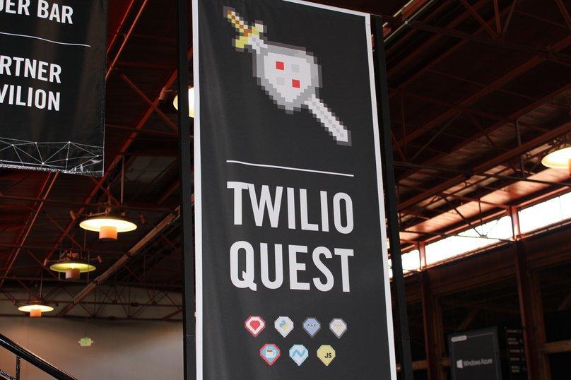 TwilioQuest at TwilioCon 3