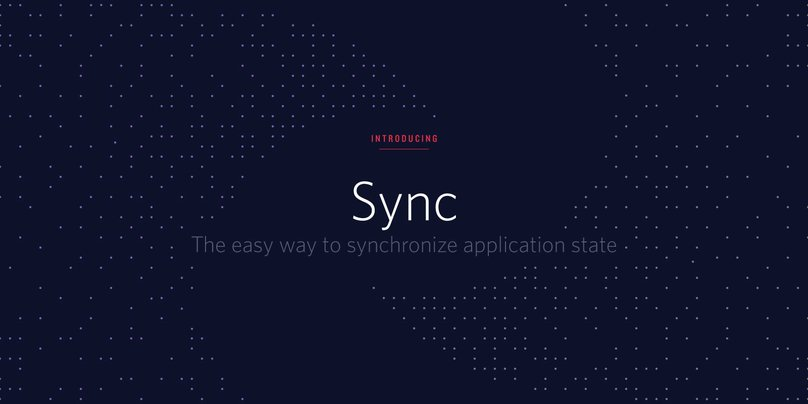 Twilio Sync – the easy way to synchronize application state