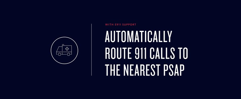Twilio Emergency Calling – E911