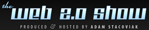 Web 2.0 show logo