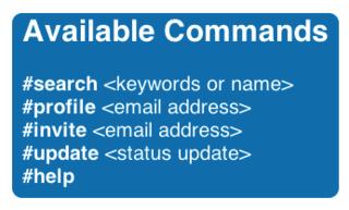 Textin-commands