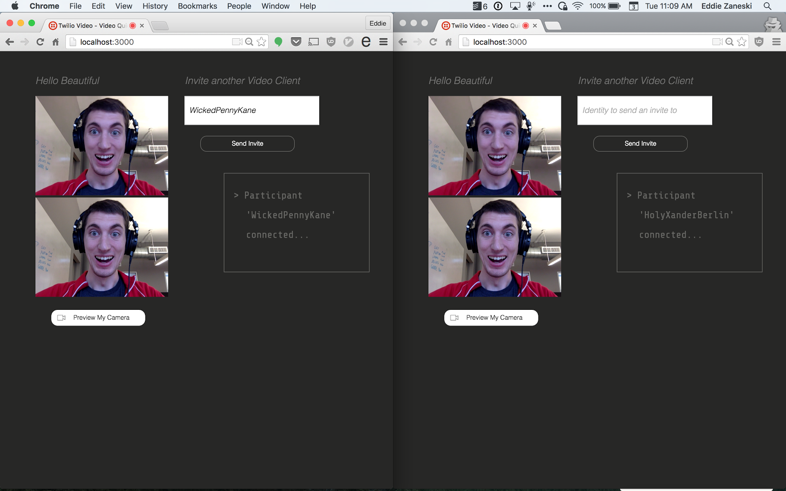 How To Add React Powered CSS Filters To Twilio Video - Twilio