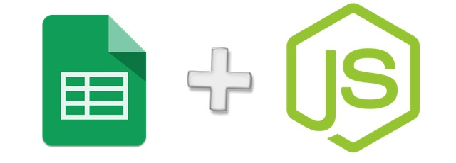 Google Spreadsheets and JavaScript/Node js - Twilio