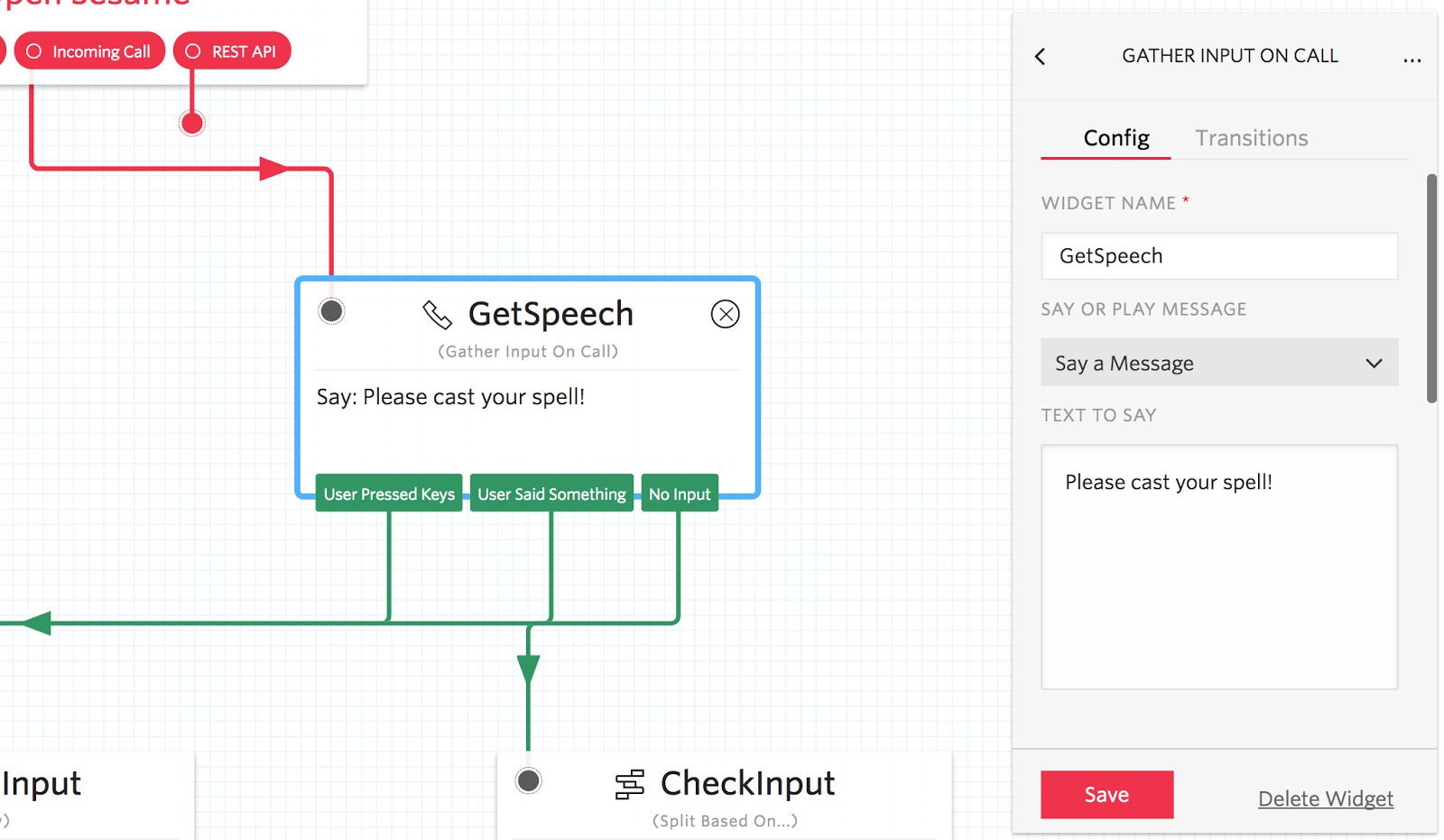 Open Sesame Control A Garage Door With Twilio Studio Sync And Speech Recognition Circuit