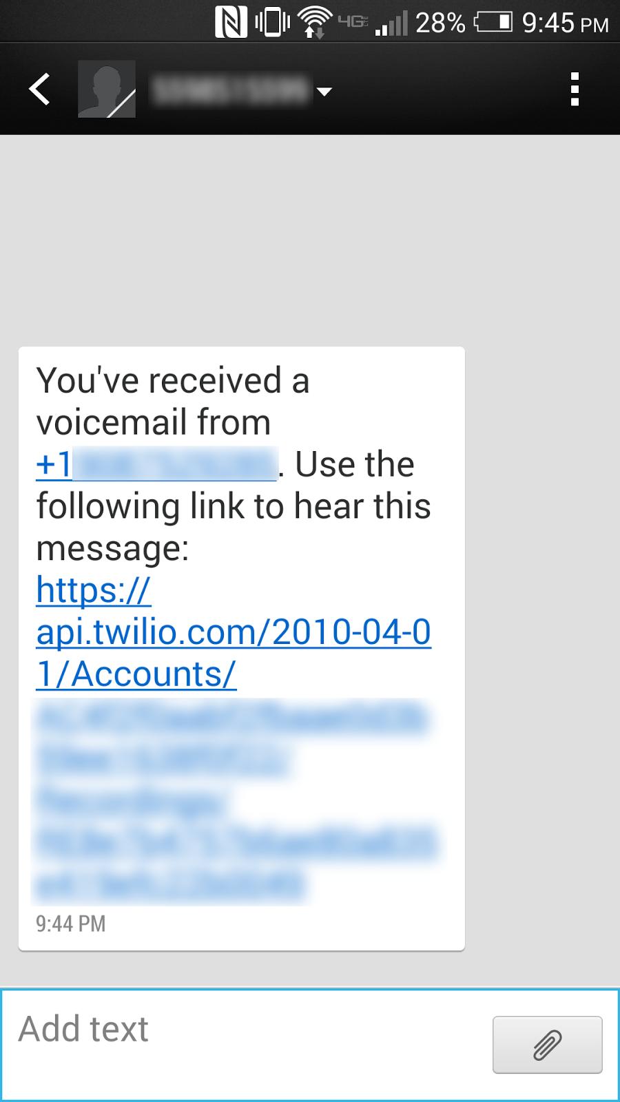 Create A Standalone Voicemail Using Java And Twilio Twilio
