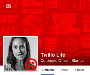 @TwilioLife on Facebook