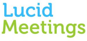 Lucid Meetings logo