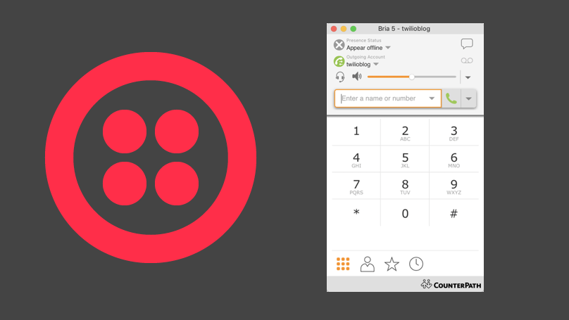 Register a SIP Phone Directly to Twilio and Make and Receive Calls