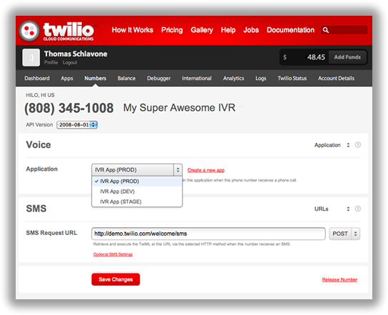 Twilio Apps In Action
