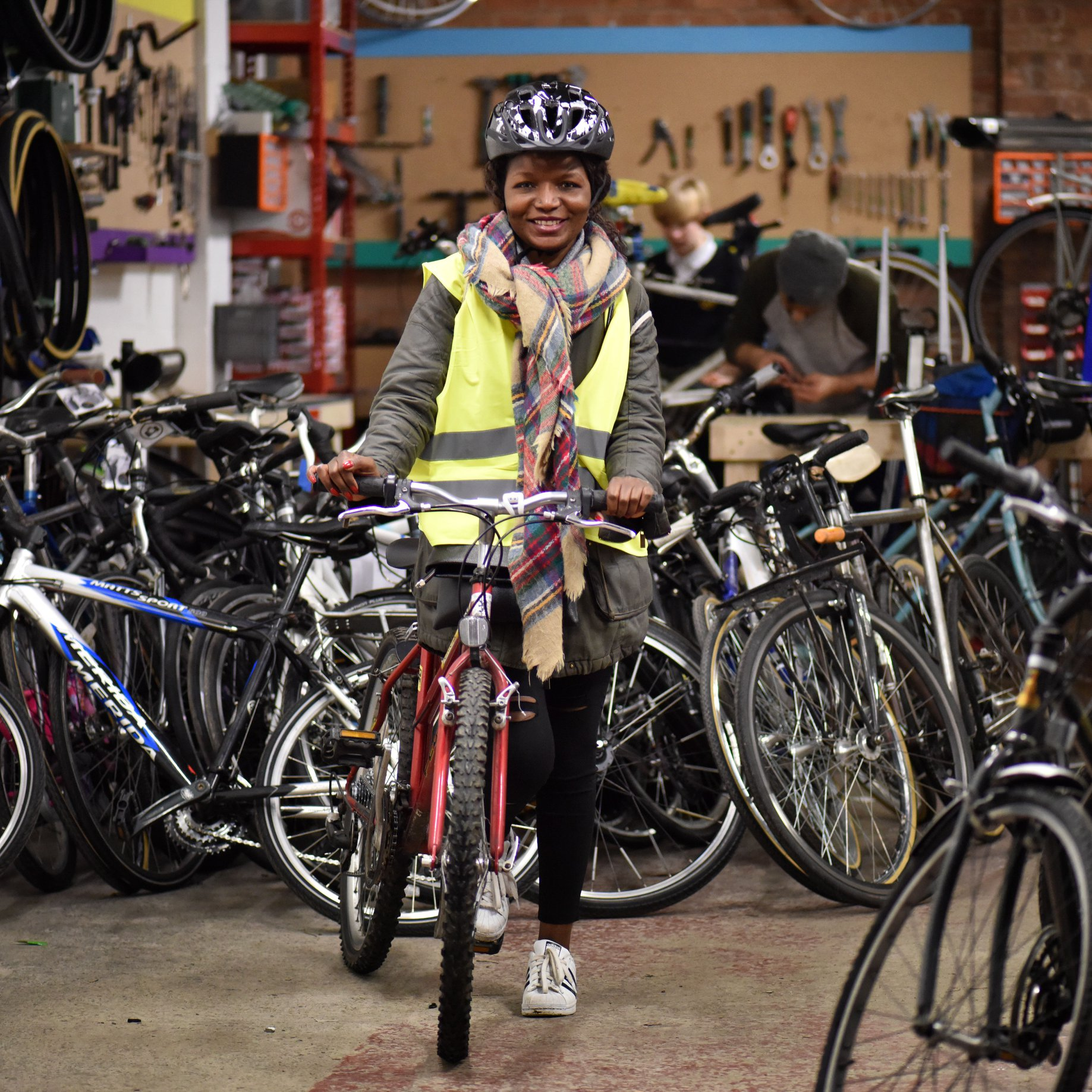 The Bike Project Delivers Critical Mobility to Refugees in ...